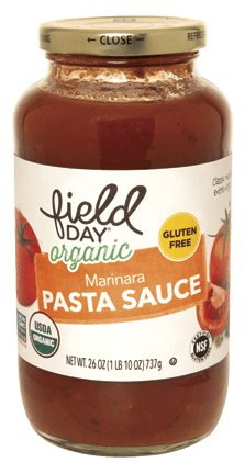 Organic Traditional Marinara Sauce