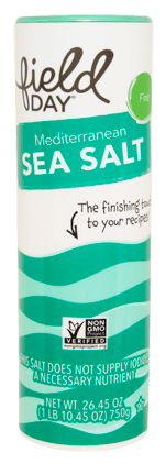 Mediterranean Fine Sea Salt