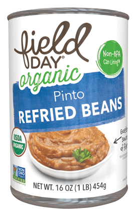 Organic Pinto Refried Beans