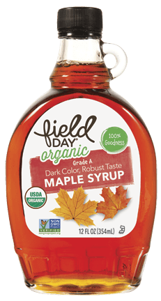 Organic Grade A Maple Syrup, 12 fl oz