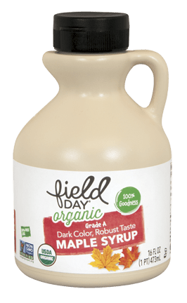 Organic Grade A Maple Syrup, 16 fl oz