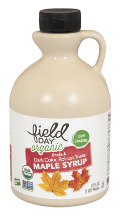 Organic Grade A Maple Syrup, 32 fl oz