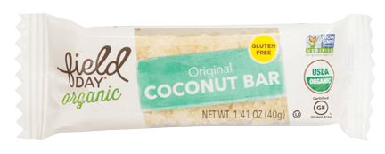 Organic Original Coconut Bars