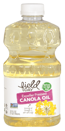 Expeller Pressed Canola Oil