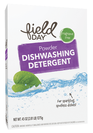 Powder Dishwashing Detergent