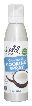 Non-GMO Coconut Oil Cooking Spray