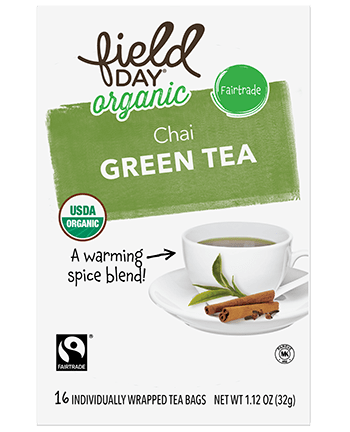 Organic Chai Green Tea