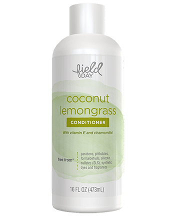 Coconut Lemongrass Conditioner